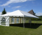 20x40 West Coast Frame Tent