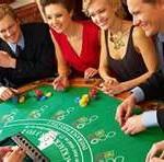 casino night at home