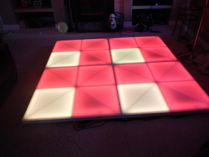 where to rent a dance floor