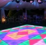 sprung dance floor