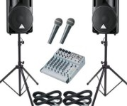 sound and lighting rental