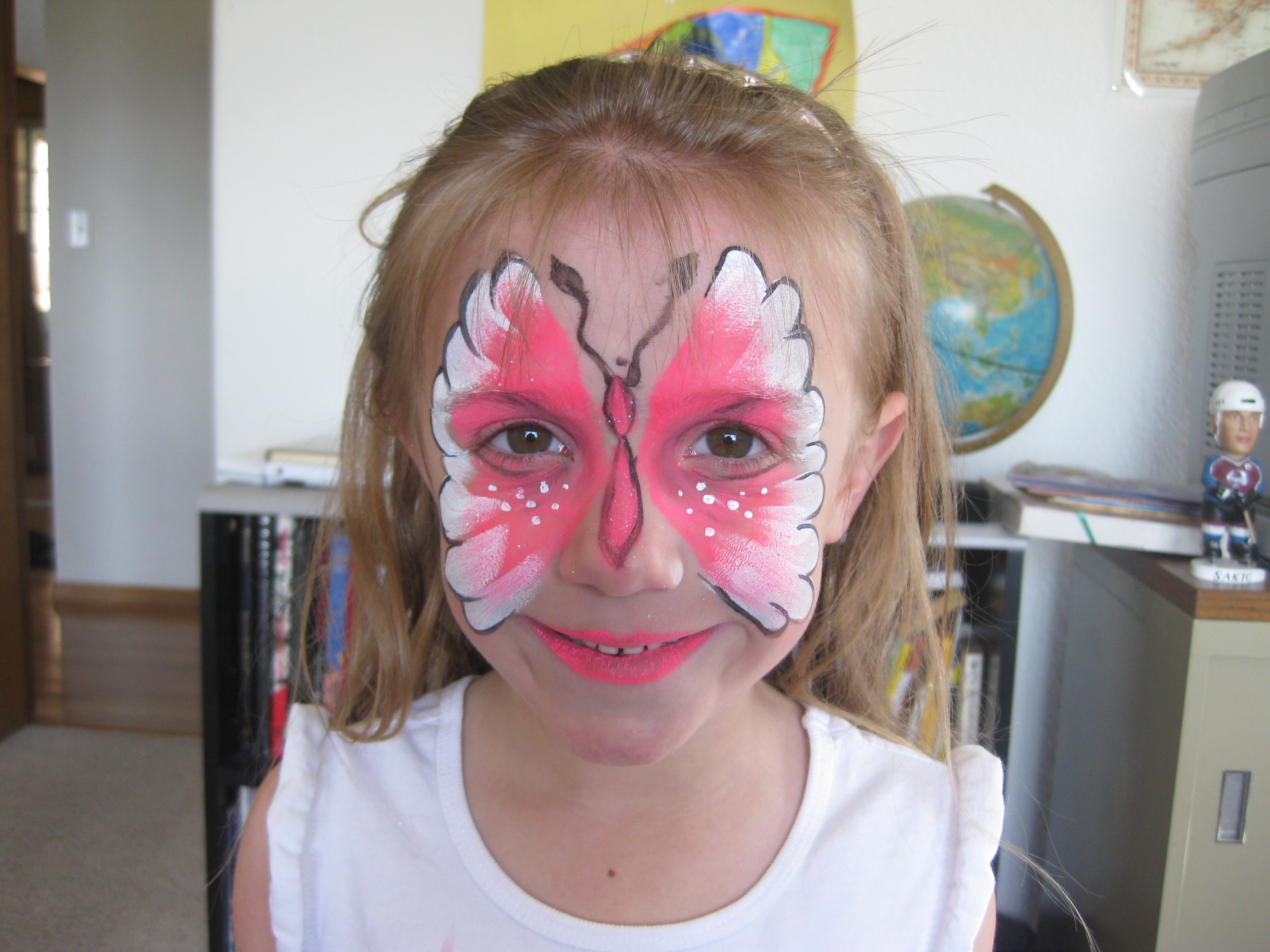 Entertainment for festivals fairs for Face painting rates