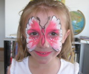 face painting prices