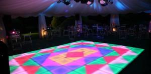 dance floors rentals
