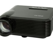 outside movie projector rental