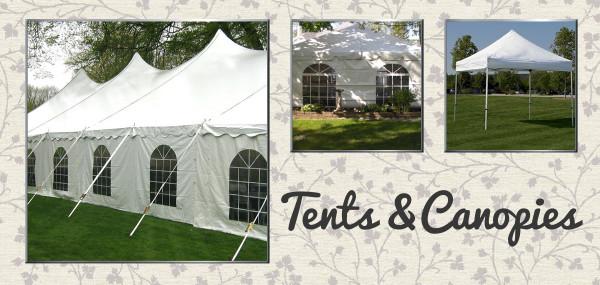 special event tent rentals