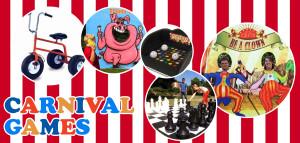 indoor carnival games