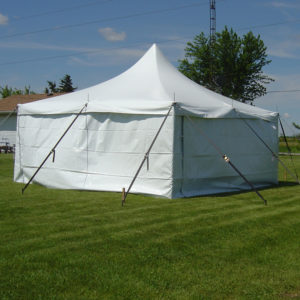 20x20 Tent with Walls