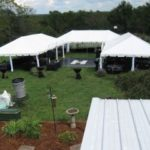 Three Tents with Dance Floor