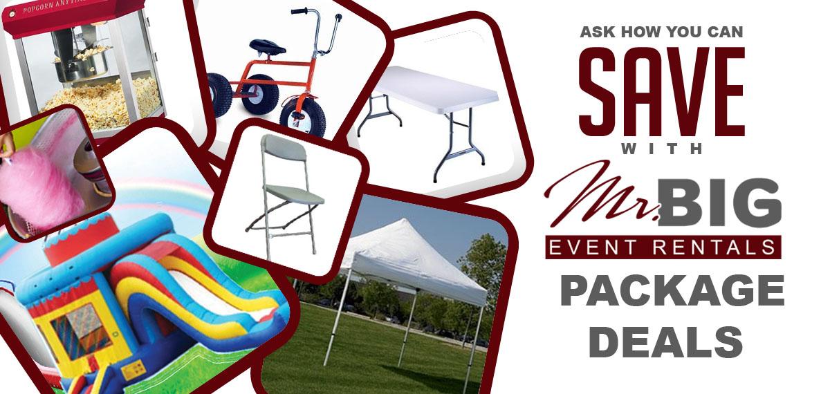 Party Rentals Denver CO, Colorado Event Rentals and Party Rental